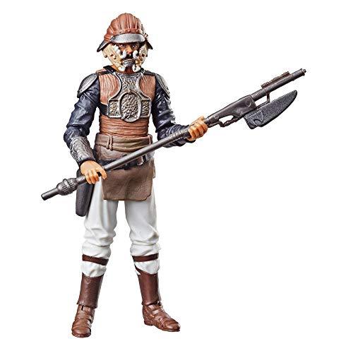 Star Wars Vintage Collection Rückkehr der Jedi Lando Calrissian (Skiff Guard) 9,5 cm Figur (Star Wars Figur Spielzeug)