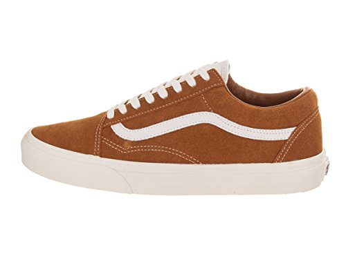 Vans U Old Skool, Chaussures de Sport Mixte Adulte marrón