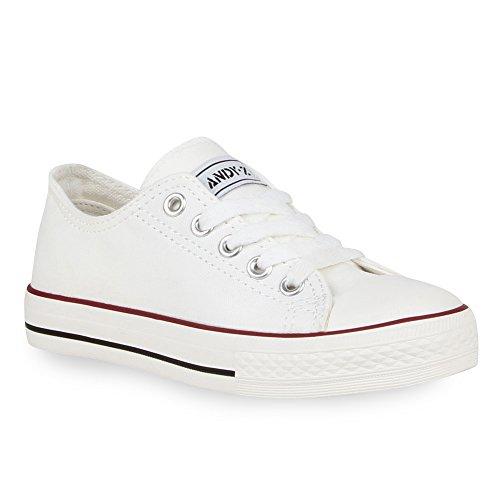 Damen Herren Kinder Unisex Schuhe Sneaker low Top Schnürschuh Halbhoch Nude