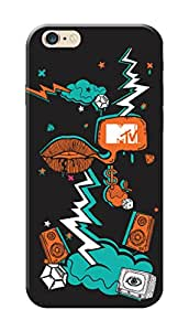 MTV Gone Case Mobile Cover for Apple Iphone 6s