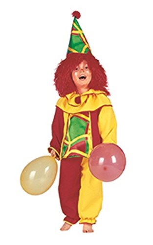 Kleinkinderkostüm Zirkuskostüm Gr.98 (Kleinkind Zirkus-kostüme)