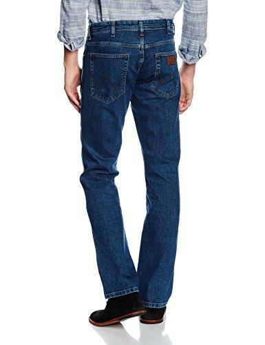 Wrangler Arizona Stretch Rolling Rock, Jeans Homme Bleu (Rolling Rock)