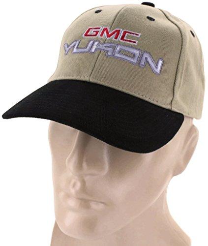 dantegts-gmc-yukon-negro-caqui-gorra-de-beisbol-trucker-sombrero-gorra-denali-sle-slt