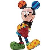 Enesco 4045141 Disney By Romero Britto Mickey Mouse