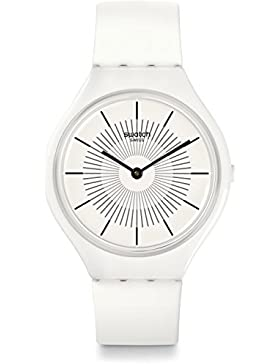 Swatch Unisex Erwachsene-Armbanduhr SVOW100