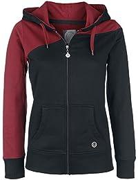 Road Tripping Girl-Jacke dunkelblau/schwarz RED by EMP Rabatt Verkauf Online Bester Shop Zum Kauf UAa42Yc