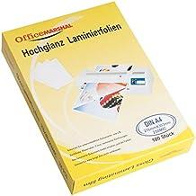 21,6 x 29,9 cm Blusmart Premium Thermo-Laminierfolien dick 2 St/ück // 160 Mikro 80 Mikx 2 6 Mil 100 St/ück