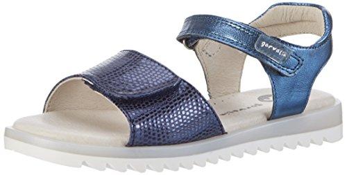 Garvalin Mädchen 172410 Slingback Sandalen, Blau (Mondeo), 26 EU (Schuhe Kinder Garvalin)