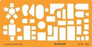 1:50 échelle Trace Gabarit D'architecte Symboles de Plan d'étage - Disposition des Meubles Mobilier Décoration d'intérieurs Dessin Technique Traçage Illustration Architecture Maisons