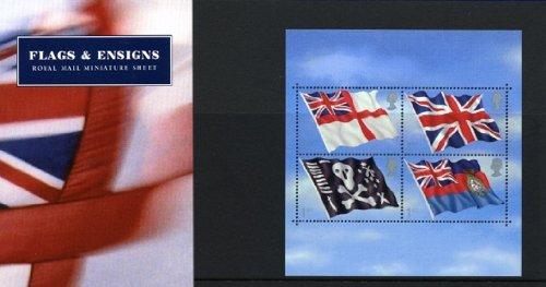 2001bandiere e Ensigns presentazione confezione n.: M06