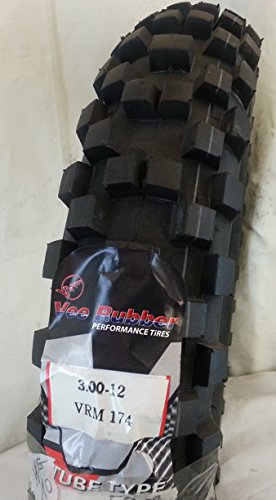 Pneu Pneu 3.00 - 12 vee rubber V174 Cross Enduro