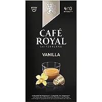 Cafe Royal Vanilia - 50 Capsules Compatibles avec le Système Nespresso* (Lot de 5X10)