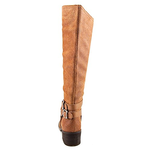 Lucky Brand Hanah Cuir Botte Toffee