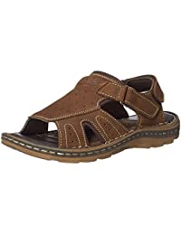 Lee Cooper Men's Leather Sandals and Floaters