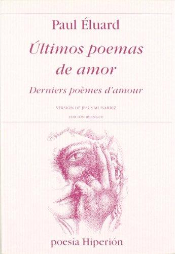 Últimos poemas de amor (Poesía Hiperión) por Paul Éluard