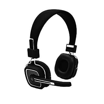 Cuffie stereo Bluetooth,YAMAY Pieghevole Auricolari Wireless 4.0 Over-Testa Senza Fili Bluetooth Cuffie Stereo con Microfono,Chiamate in vivavoce Senza fili Auricolare Portatile per iPhone, iPad, dispositivo Galaxy smartphone Bluetooth Samsung ed altri Smartphone