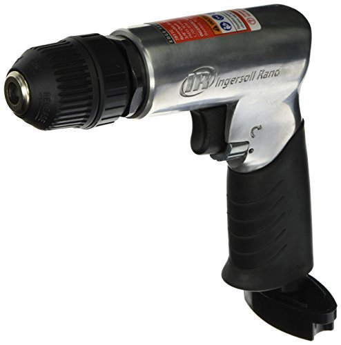 Ingersoll Rand 3/8 Air Drill Keyless Chuck 7811G by Ingersoll-Rand -