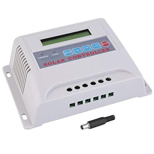 Erduo 25A LCD Solar Panel Batterie Regler Ladegerät Controller 12 V / 24 V Auto Schalter