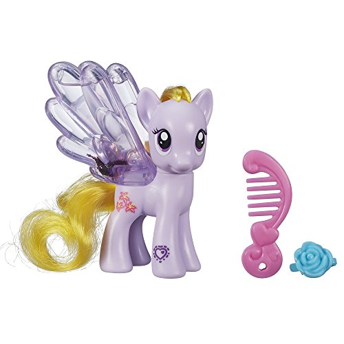 Hasbro B3221 - My Little Pony - Cutie Mark Magic Water Cuties - Lily Blossom [UK - Pony-spielzeug My Gefüllt Little