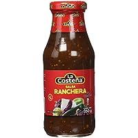 La Costeña Salsa Ranchera - Paquete de 20 x 250 gr - Total: 5000 gr