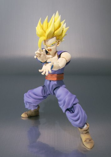 Bandai Tamashii Nations S.H. Figurants Son Gohan Figura de acción Dragon Ball 4