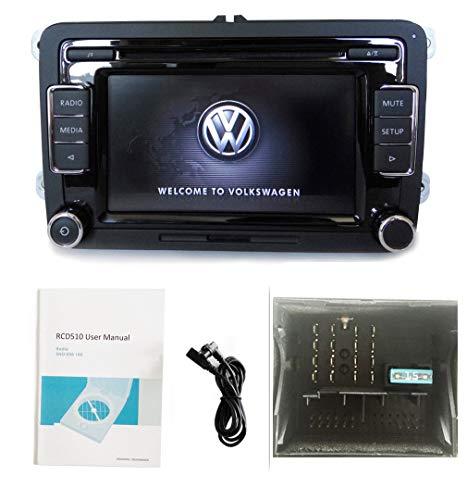 Radio estéreo para coche RCD510