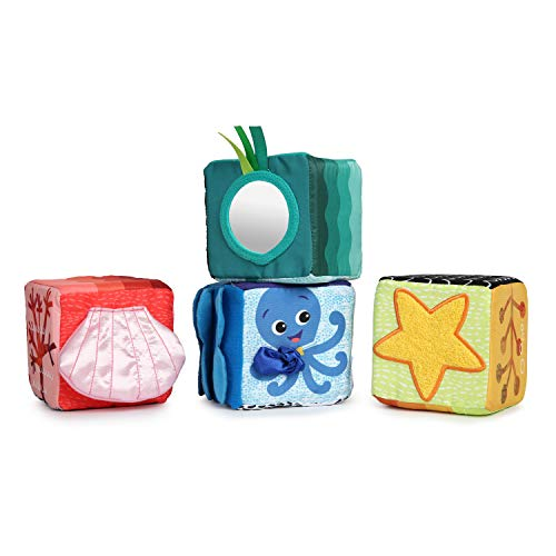 Baby Einstein, Cubos Juguetes Explore & Discover