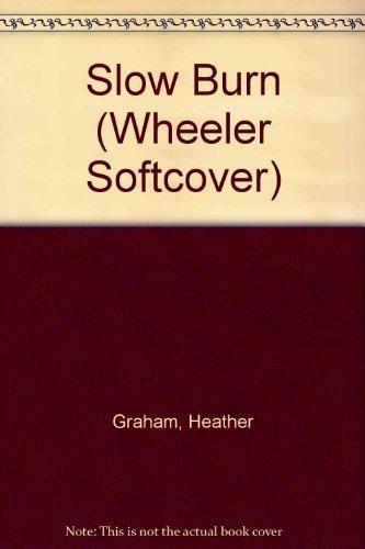 Slow Burn by Heather Graham (2002-03-02)