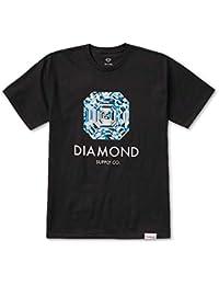 abbd31ec620 Diamond Supply Co. Asscher Cut T-Shirt Noir