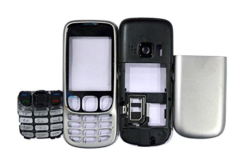 NEO VICTORY Replacement Full Body Housing Back, Body Panel For Nokia 6303 Classic(MULTI-C0L0UR)  available at amazon for Rs.399