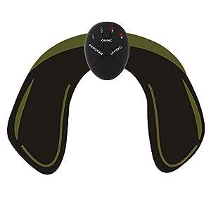 Carremark Hüfte Trainer Kolben Heben die Hinterteile an, die Muskel Stimulations Massager Eignungs Körper Formungs Ausrüstung anheben