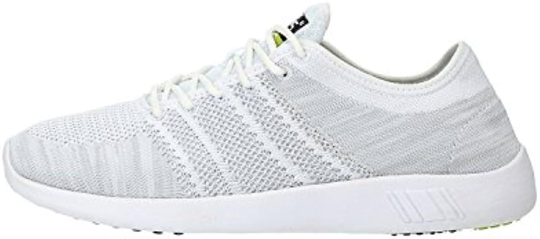 Boras Sneaker Sportschuh weiß 42 Laufschuh Schnürschuh Halbschuh Straßenschuh