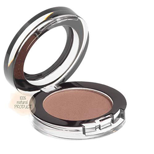Lidschatten Puder/Mineral LIDSCHATTEN/Augen Make-up deckend/sensible, empfindliche AUGEN/Reflectives dunkelbraun 1,8 g -
