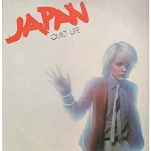 QUIET LIFE LP (VINYL) UK ARIOLA 1980