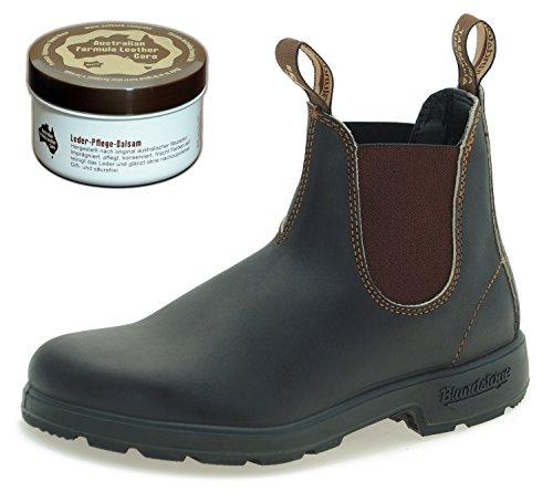 blundstone-style-500-classic-chelsea-boots-unisex-stiefelette-250-ml-lederpflege-stout-brown-uk-70-e