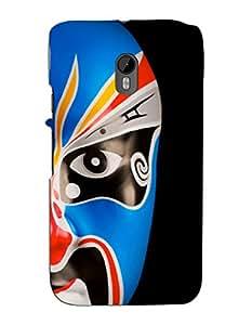 FurnishFantasy Designer Back Case Cover for Motorola Moto G Turbo Edition