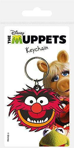 Muppets Animal Gummi Schlüsselanhänger (Animal Muppets-party)