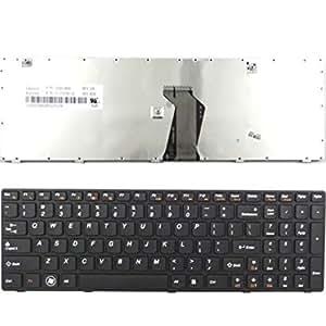 AKC Lenovo Ideapad G580 G580A G585 G585A V580 V585 Z580 Z580A Z585 Compatible Laptop Keyboard