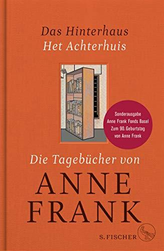 Das Hinterhaus - Het Achterhuis: Die Tagebücher von Anne Frank