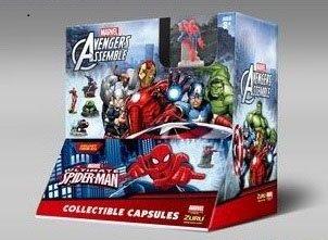 Avengers Assemble présentoir mini figurines (24)