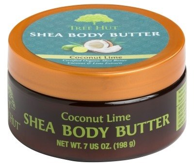 Tree Hut Shea Body Butter 7oz Coconut Lime (2 Pack)