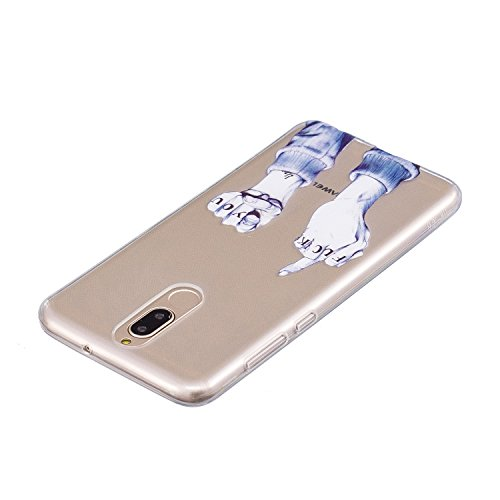 Custodia per Huawei Mate 10 Lite, JIENI
