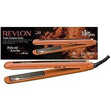 Revlon rvst2415rpuk Raspberry pie Triple complejo pelo Styler