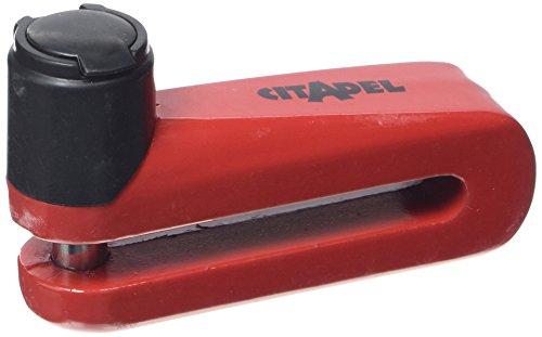 Citadel Bremsscheibenschloss CBR 100 mit Transporttasche 10mm Pin mit Axial-Stift-Zylinder