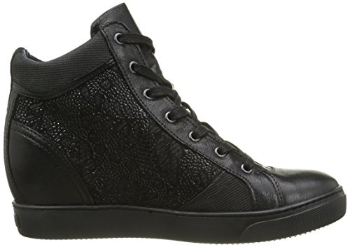 Pataugas Damen Kay F4b Sneaker Schwarz - Schwarz