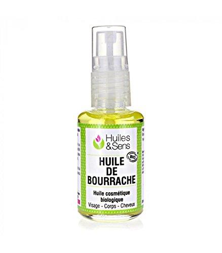Huiles & Sens - Huile de Bourrache - 100 ml bio