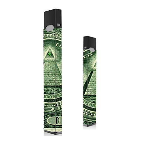 Gravity Wraps Illuminati Money Juul Skin - Juul Wrap - Juul Cover - Juul Aufkleber von Illuminati Money Juul Wrap