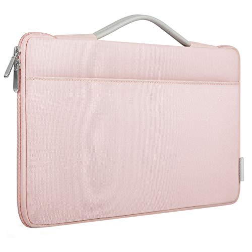 Inateck Hülle Tasche Laptop Sleeve Case Kompatibel mit Microsoft 12,3 Zoll Surface Pro 6/4/3/Surface Pro5(Surface Pro 2017), Rosa