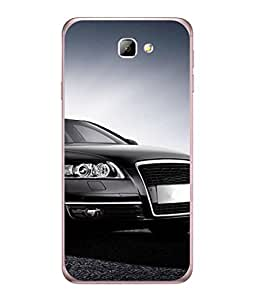 FUSON Designer Back Case Cover for Samsung On5 (2016) New Edition For 2017 :: Samsung Galaxy On 5 (2017) (Automobile Car Concept Drive Fuel)