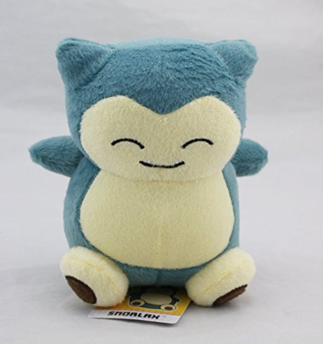 Snorlax-pokemon-plush-toy-15cm-6-Inches-by-OEM